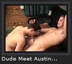Dude Sucks Big Cock Austin